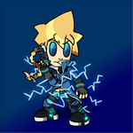 The Azure Striker by Magma743