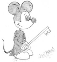 King Mickey by MetalHarpey