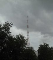 TELECOMUNICATTION TOWER by diimaaz