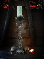 Candle of Death by DB-ART-DB