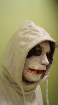 Jeff the killer by AbstracktBlack