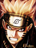 Naruto 648 - Until the End by Sardoron