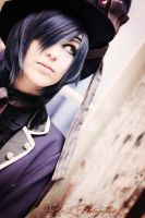 [Cosplay] Ciel Phantomhive - Black Butler by Sarcanide