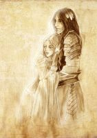 The Children of Hurin by fee-absinthe