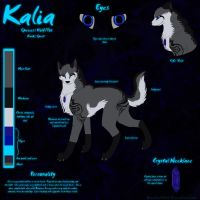 Kalia ref by GonzalezWolf