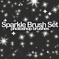 sparkle brush by xlilbabydragonx