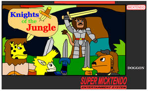 Knights of the Jungle by jacobyel
