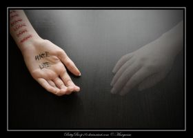 Don't leave me by MarquessaPhotography