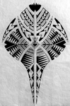 Polynesian Tattoo Design Commission. by Cameron-Rutten