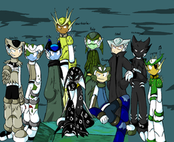 Blood's gang pt 2 by SmilehKitteh