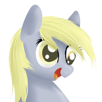 Derpy by MoonShardDragon
