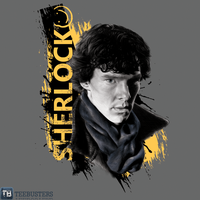 'Sherlock the Game is On' by IceGirl84 by Teebusters