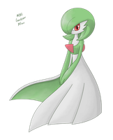 282 Gardevoir by pokemon-countdown