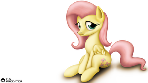 Fluttershy Sitting - Updated on 2014 05 28 by TsaritsaLuna
