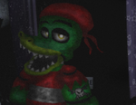 FNAF ~ Crocy the Pirate Croc by SonicFazbear15