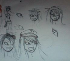 Mystra sketches... by Mystra-Inc