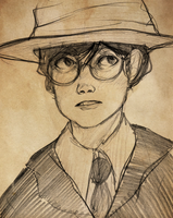 Harry Potter by maayes
