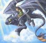 HTTYD - Test Drive by sarumanka