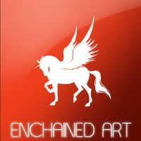 enchained art logo by Sleeper89