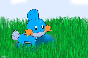 CP: Mudkip by MelaneytheMew