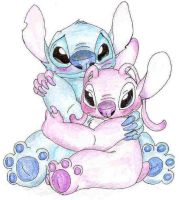 Stitchy love. by ceriselioness