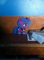 Woona Perler by cloudyrainbow561
