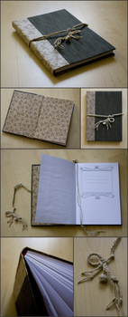 recycle journal by Cidranja