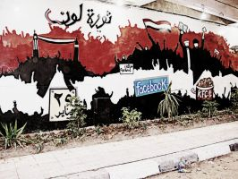 After Egypt Revolution by muhummad