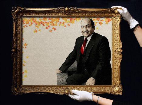 Mohammed Rafi by zohebshaikhs