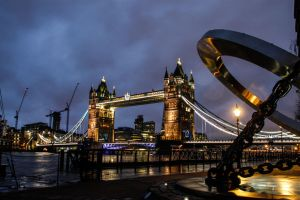 Tower Bridge by Ivels