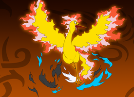LS-CM, Leroy's Moltres Transformation Complete by Toughset