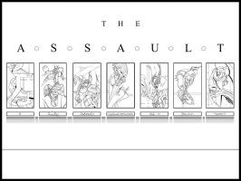 The ASSAULT by gensanity