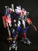 Custom ROTF Optimus Prime by walt7