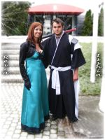 ..Reira and Isshin.. by Redzs00