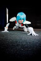 Rei Ayanami by Zynicus