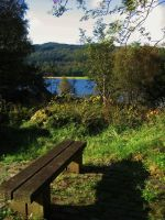 Loch Lomond Tranquility by PuzzledHeartBox