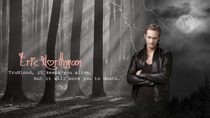 Eric Northman wallpaper by EmmaNathalie
