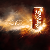 Coca Cola by knutrh