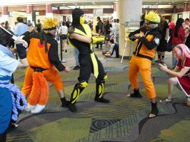 Mortal Kombat Shippuden by R-Legend