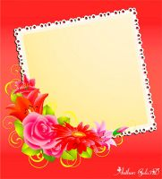 Romantic greeting cards by Gala3d