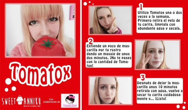 Tomatox tutorial by Sweet Anniku by Anniku-cosplay