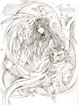 100 themes: Mother Nature by Doodl3zfreaky