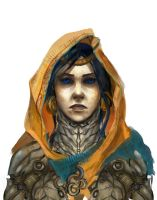 Children of Dune WIP I by TD-Vice