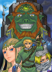 Ocarina of Time by solidscorpion69
