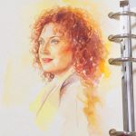 Welcome back River Song by ladysherry