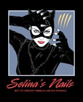 Selina's Nails by ninjaink