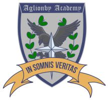 aglionby academy crest by karyotic