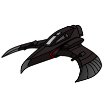 Icon - Nighthawk Stealth Ship by firestrike2