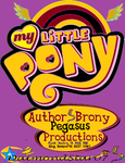 Author Pegasus Brony Signature Logo by Author-Bat-Pegasus