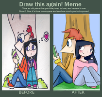 Draw this again... WTF by Dhraca15